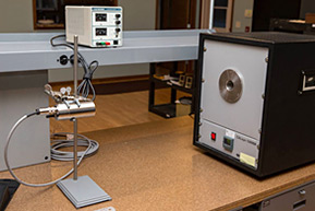 assorted infrared calibration equipment